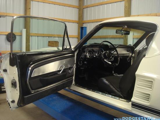 Woot! & 1967 Deluxe Door Panel upgrage is now complete - Vintage Mustang Forums