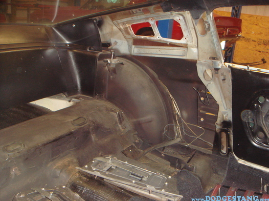 Can Speakers Fit Under Rear Seats 66 Fstbk Vintage